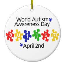 World Autism Awareness Day – April 2nd