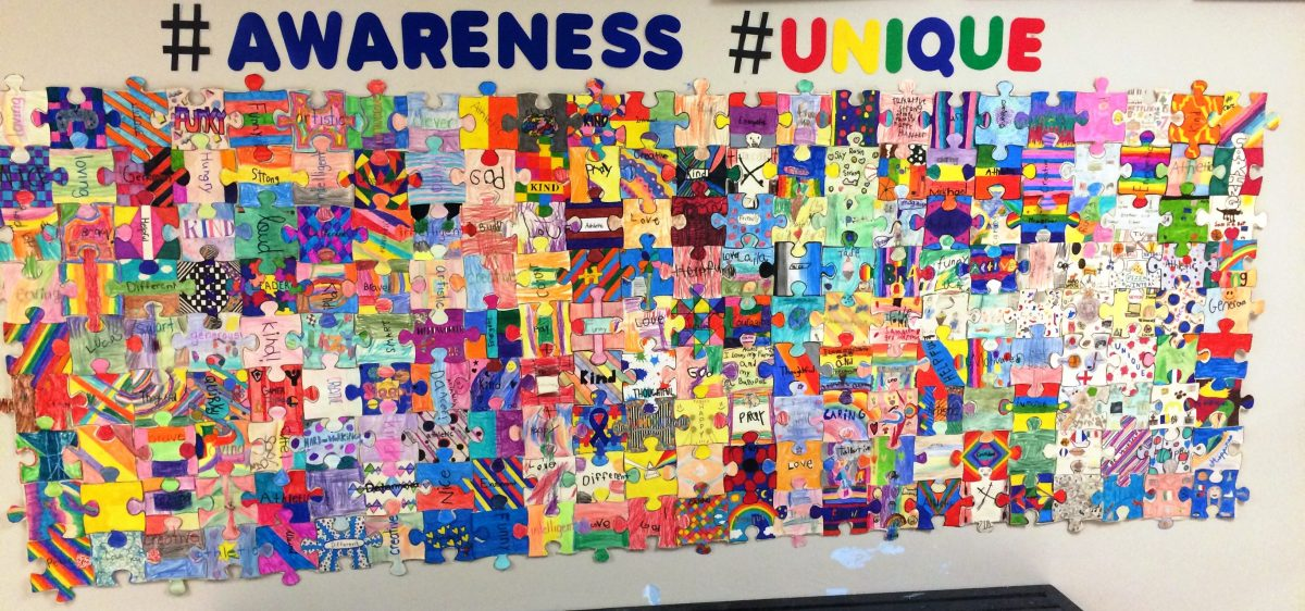 Autism Awareness Day at OLG – April 2nd