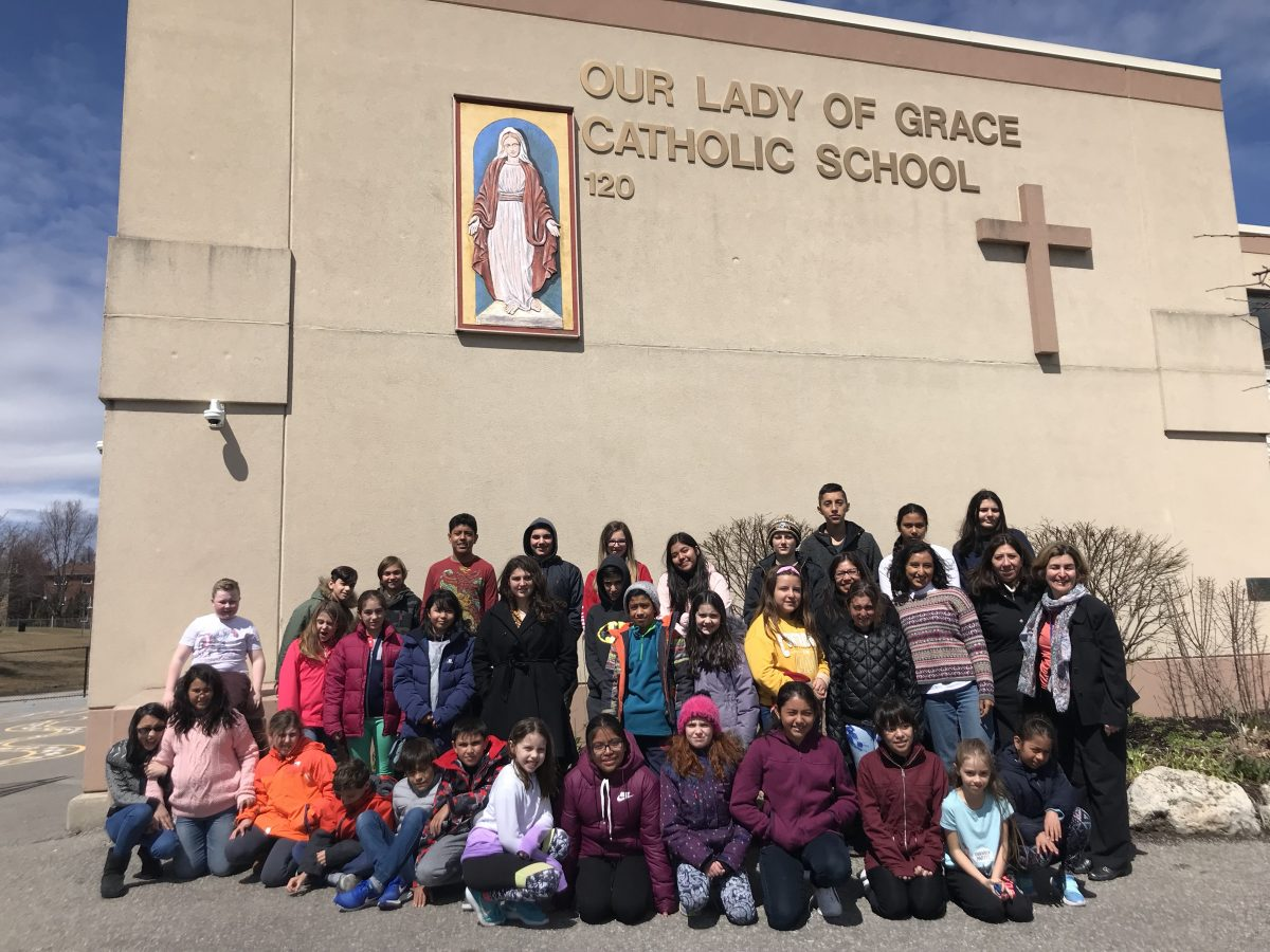 OLG Welcomes Students from Mexico