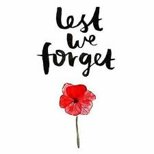 Remembrance Day Liturgy November 11th @ 10:30 a.m.