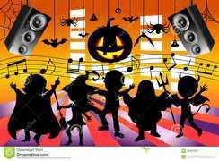 Hallowe'en Dance-A-Thon