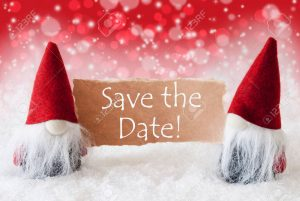 Save The Date – December 17th @ 7:00 p.m.