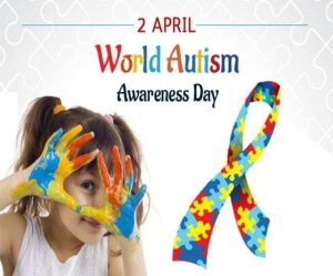 April 2nd – World Autism Awareness Day – Wear Blue
