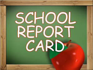 Elementary Report Card Distribution